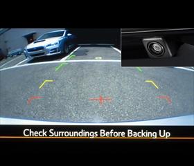 Rear-Vision Camera System