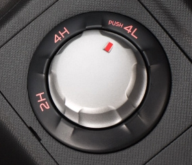 4WD Terrain Command Select Dial