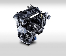 Kia Picanto Engine