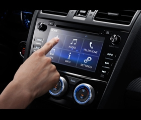 Touchscreen Control