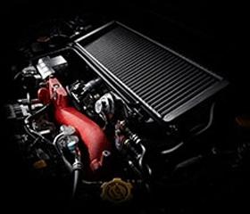 Subaru WRX Boxer engine