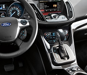 EcoBoost® with 6–Speed SelectShift