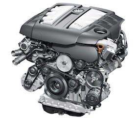 Touareg engine