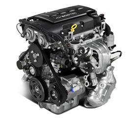Turbocharged Engine