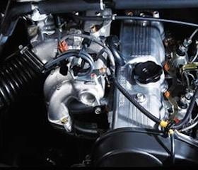 2.5L SOHC diesel engine