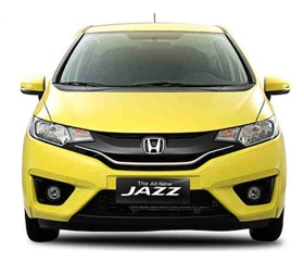 Honda Jazz Feature 2