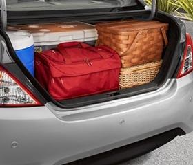 Nissan Almera cargo