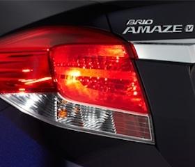 Honda Brio Amaze Styling.