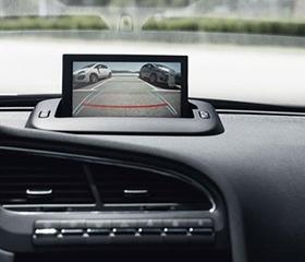 Peugeot 5008 Allure rear view camera