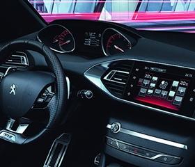 Peugeot 308 Hatchback Allure