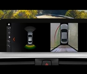 2018 BMW 318d Luxury Surround View Monitor