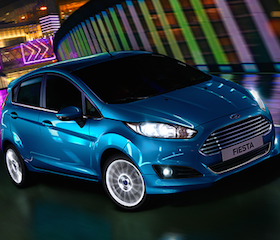 Ford Fiesta Style.