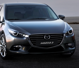 Mazda 3 Kodo Soul of Motion.