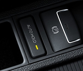 Tiguan safety feature