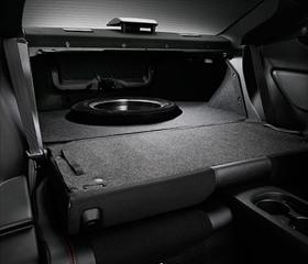 Subaru BRZ Rear Seats