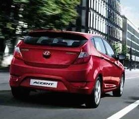 Accent hatchback Safety