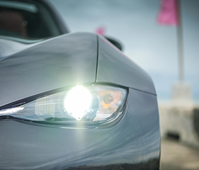 Mazda mx-5 led headlights