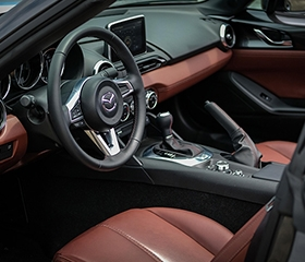 Mx-5 nappa leather