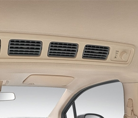 Rear Air-Conditioning