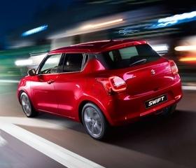Suzuki Swift performance
