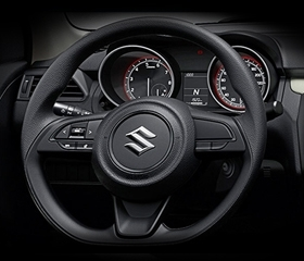 Suzuki Swift steering wheel