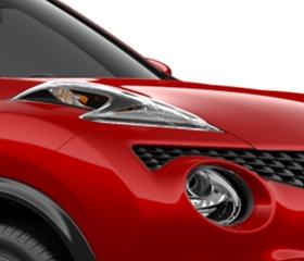 Nissan Juke headlight
