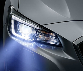 Subaru Levorg LED Headlamps