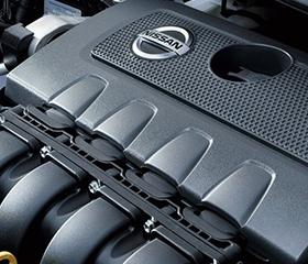 low emission engine