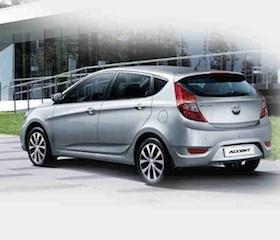 Hyundai Accent Hatchback Style