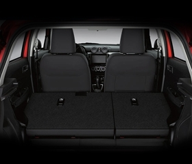 Suzuki Swift cargo space