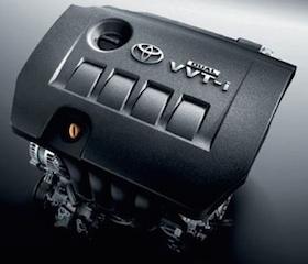 Dual VVT-i Engine