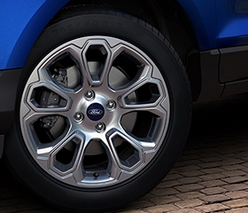 Ford 2019 EcoSport wheels