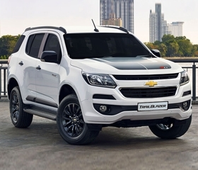 2019 Chevrolet Trailblazer quarter front
