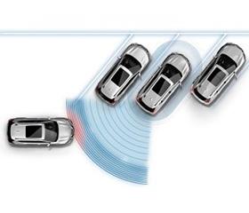 Rear Cross Traffic Alert