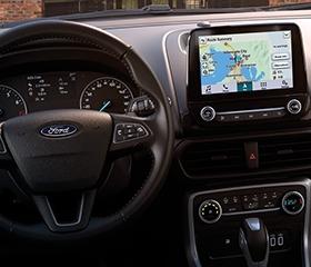 Ford 2019 EcoSport cockpit