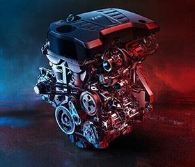 2019 MG 6 engine