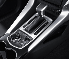 8-Speed Automatic Transmission with Sports Mode