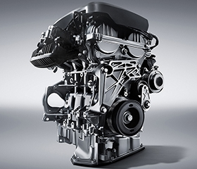 2019 MG ZS engine