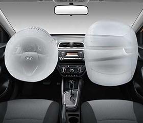 2019 Hyundai Reina Dual Airbags