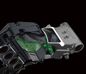 2019 Kawasaki Z1000 R Edition Intake