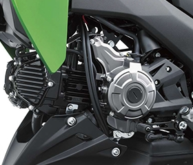 2019 Kawasaki Z150 Engine