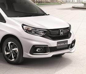 Honda Mobilio front