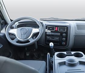 JAC X200 Interior