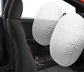 2019 Honda Brio Airbags