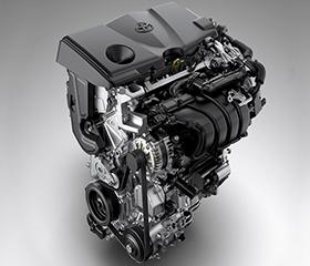 2019 Toyota Rav4 engine