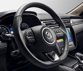 MG 5 interior steering wheel Philippines