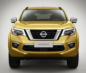 Nissan Terra front