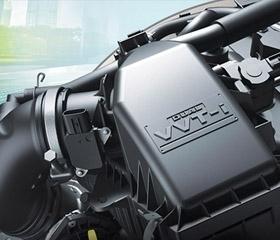 Toyota Avanza engine
