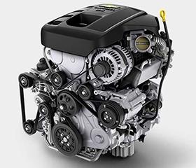 2020 Chevrolet Trail Boss exterior engine