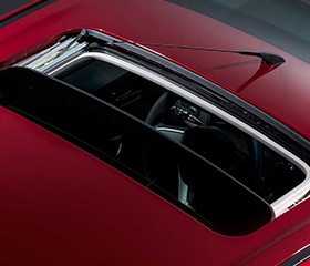 2019 Chevrolet Sail exterior sunroof